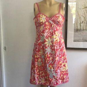 NWT TIBI Dress sz 6 sundress dress Neiman's NEW